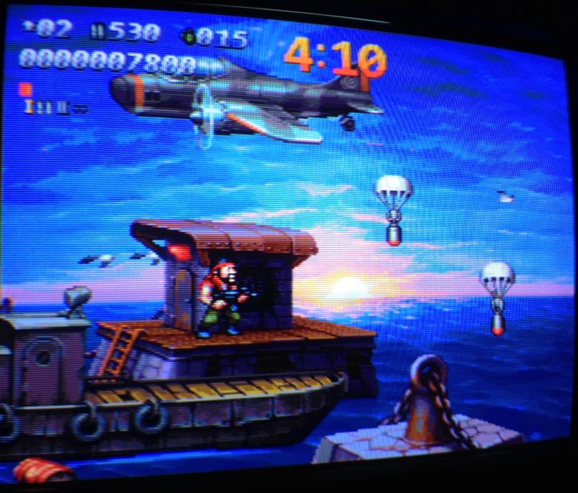 Kraut Buster: nuevo lanzamiento para Neo Geo en 2015, spin off del gran Metal Slug por NG:Dev.Team Battleship_1_840wx