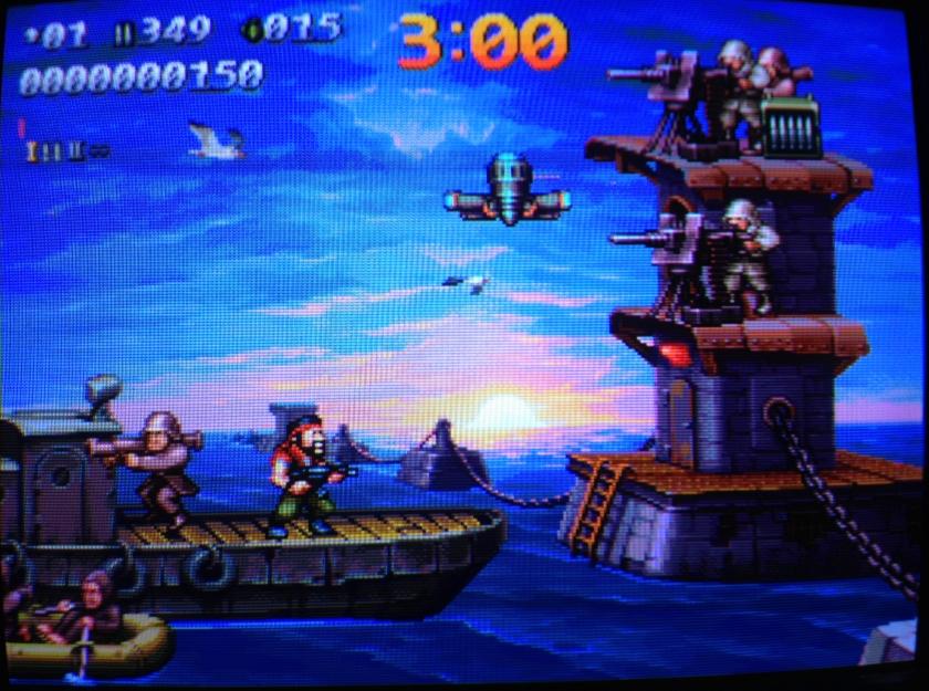 Kraut Buster: nuevo lanzamiento para Neo Geo en 2015, spin off del gran Metal Slug por NG:Dev.Team Battleship_2_840wx