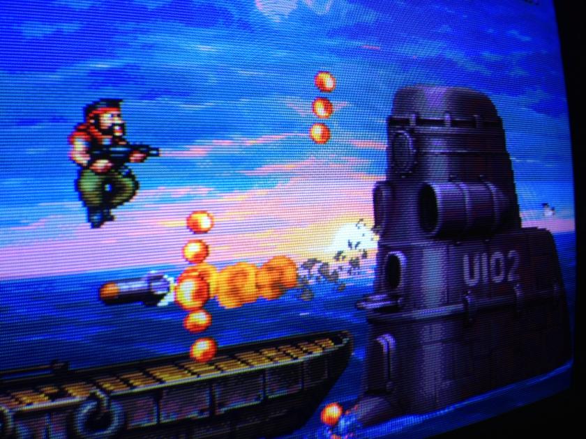 Kraut Buster: nuevo lanzamiento para Neo Geo en 2015, spin off del gran Metal Slug por NG:Dev.Team Battleship_3_840wx