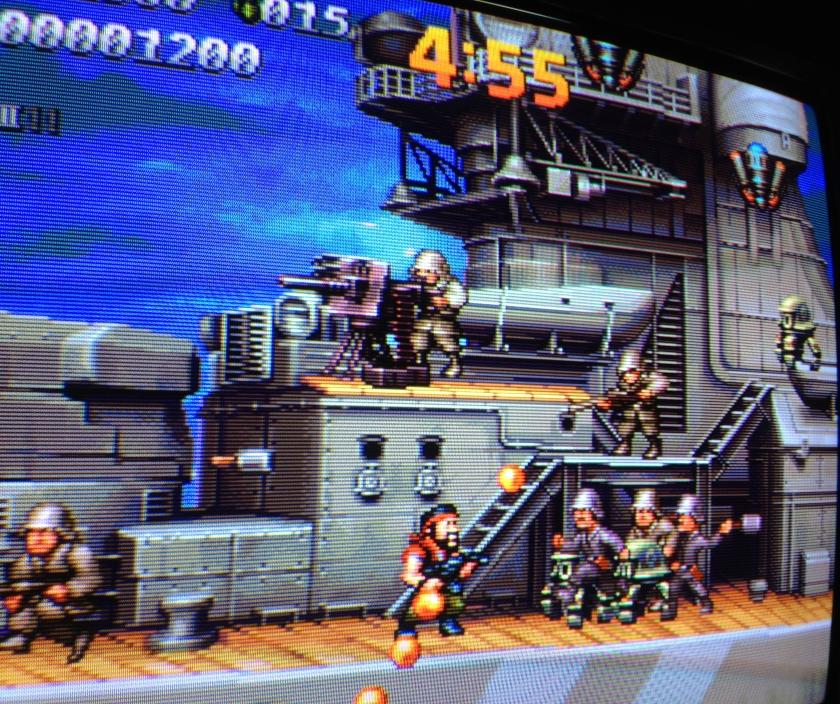 Kraut Buster: nuevo lanzamiento para Neo Geo en 2015, spin off del gran Metal Slug por NG:Dev.Team Battleship_7_840wx