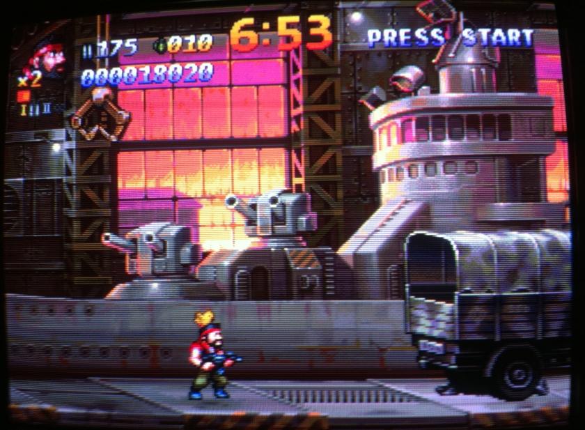 Kraut Buster: nuevo lanzamiento para Neo Geo en 2015, spin off del gran Metal Slug por NG:Dev.Team Shipyard_2_840px